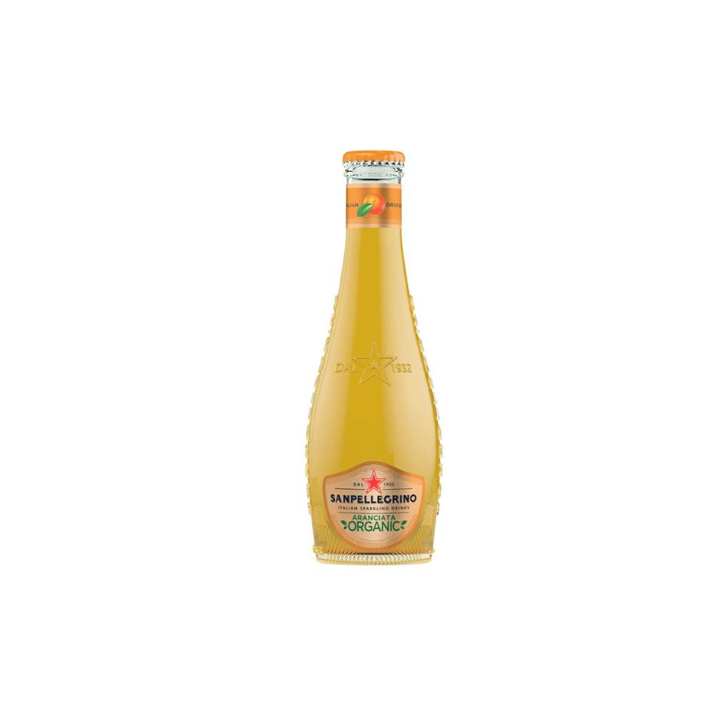 San Pellegrino sparkling orange 200ml