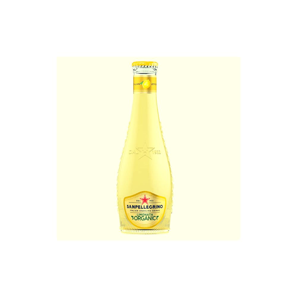 San Pellegrino sparkling lemon 200ml