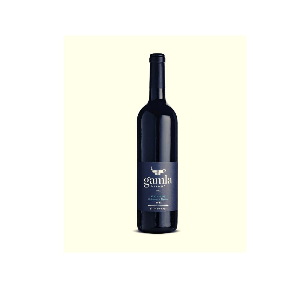 Gamla Cabernet Sauvignon - Merlot 2017