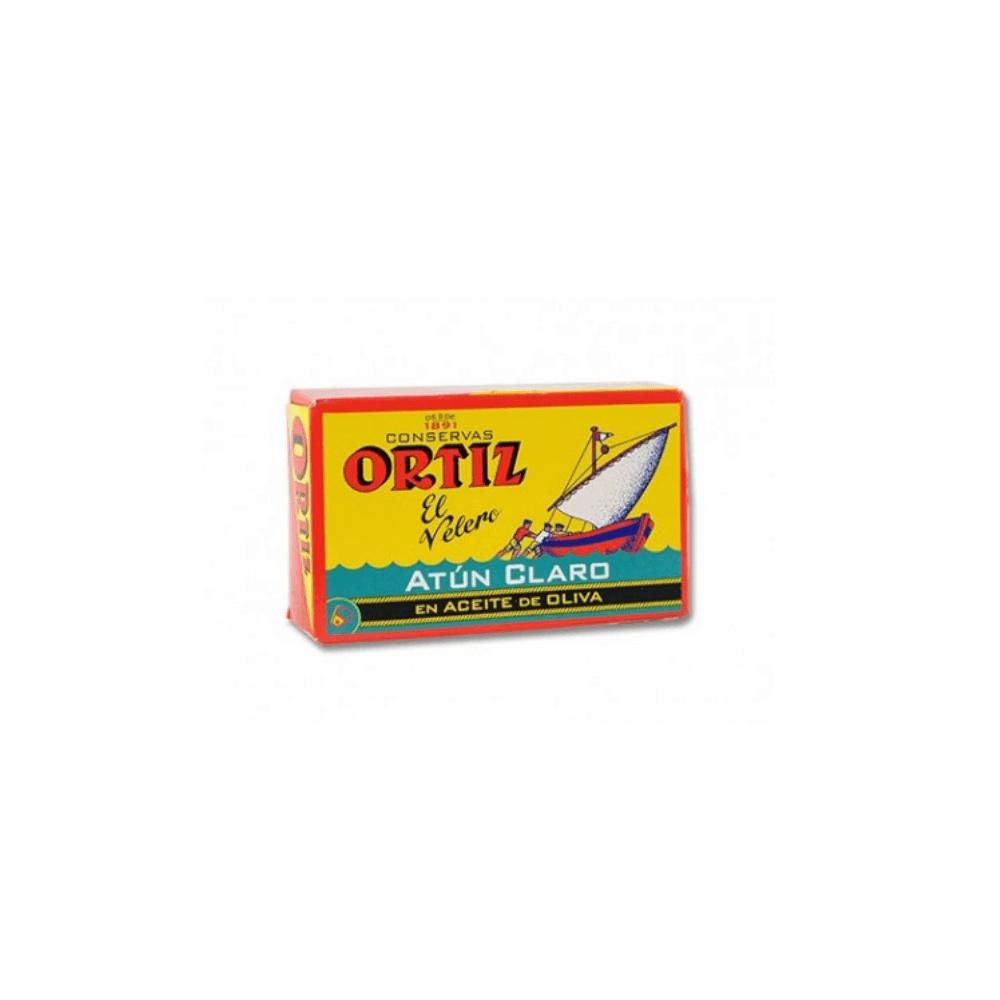 גושי טונה צהובה בשמן זית - Yellowfin