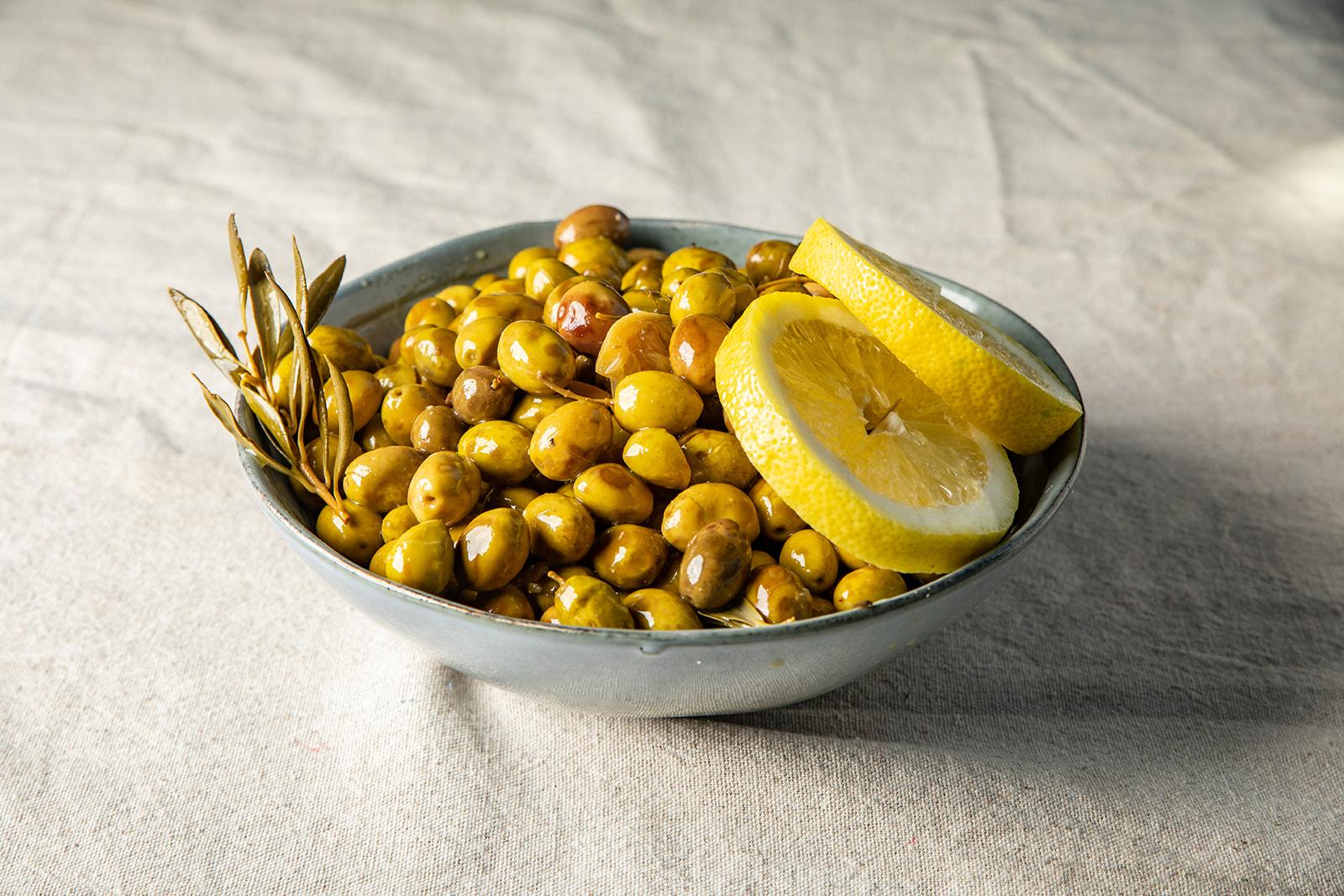 Olives Bowl