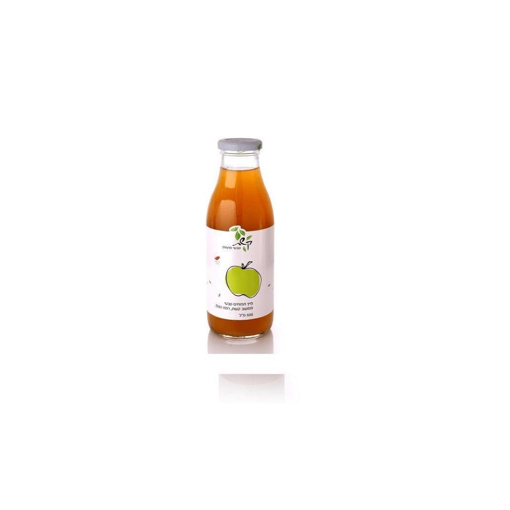 מיץ תפוחים טבעי קשת